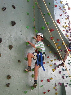bRockclimbing